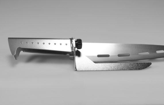 distanziatore per coltello
